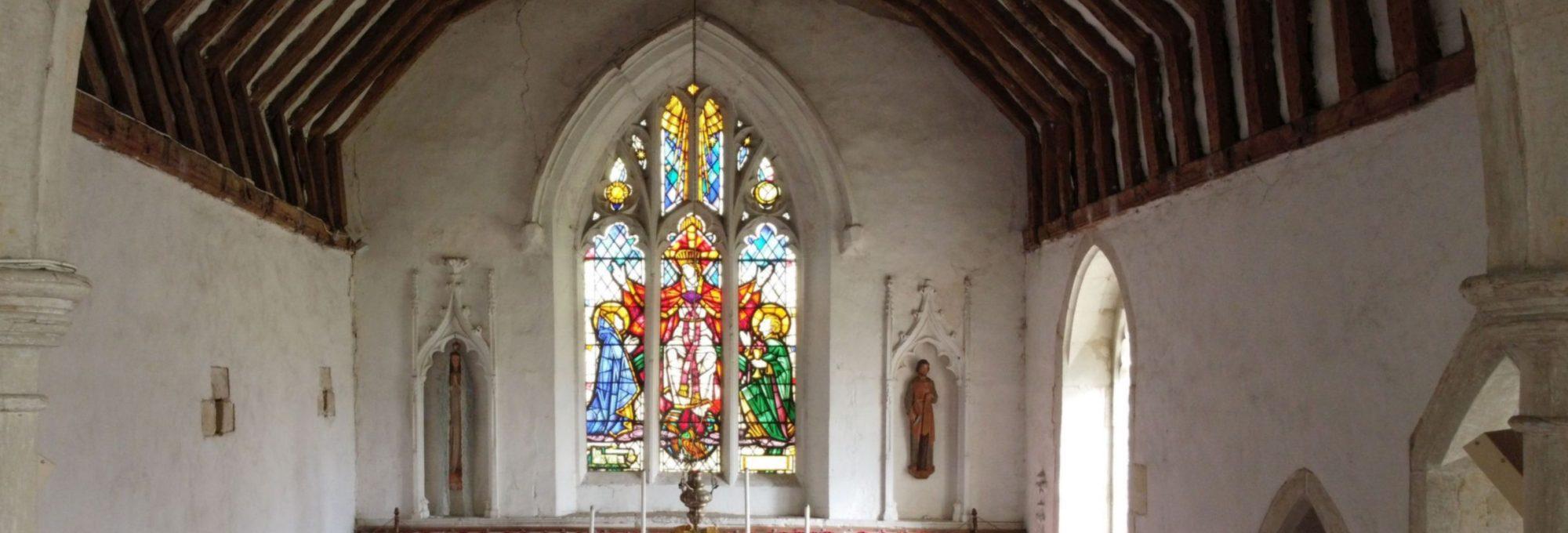 St Mary's Church Sundon